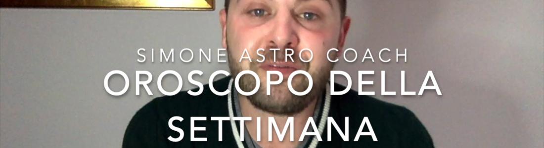 Oroscopo settimana 25 novembre – 01 dicembre 2019