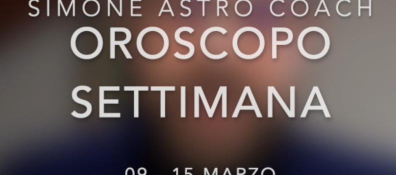 Oroscopo settimana 09 – 15 marzo