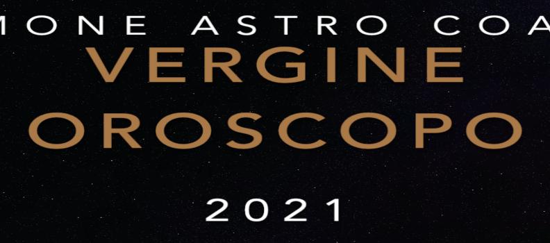 Oroscopo 2021 – Vergine